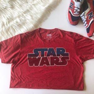 Star Wars Graphic Tee Size L